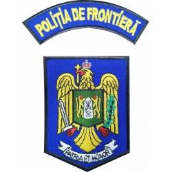 Emblemă Poliția de Frontieră