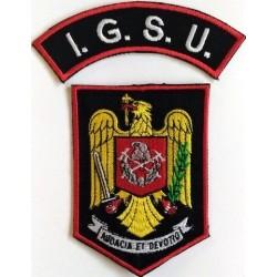Emblemă Pompieri IGSU