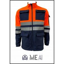 Jachetă Softshell - Ambulanță