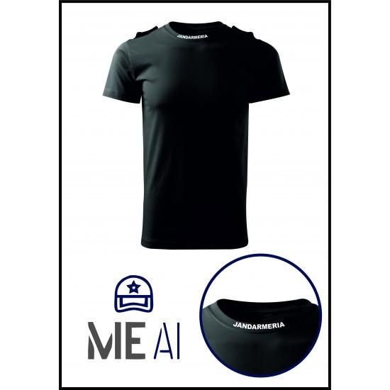 Tricou Glat BLEUMARIN - Jandarmeria Română