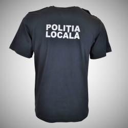Tricou - Poliția locală