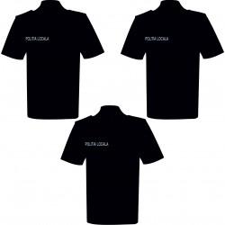 Set 3 Tricouri Polo - Poliția locală