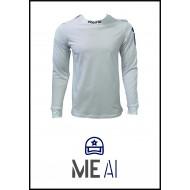 Bluză Glat Alb - Poliția Română