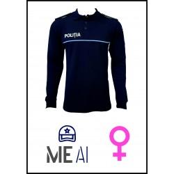 Bluză Polo Bleumarin - Poliția Română Damă