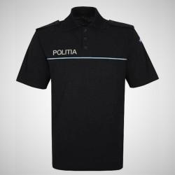Tricou Polo Bleumarin - Poliția Română