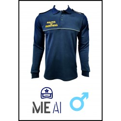 Bluză Polo - Poliția de Frontieră Bărbat